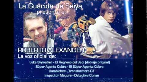 La Guarida de Seiya - Entrevista a Roberto Alexander 5 5