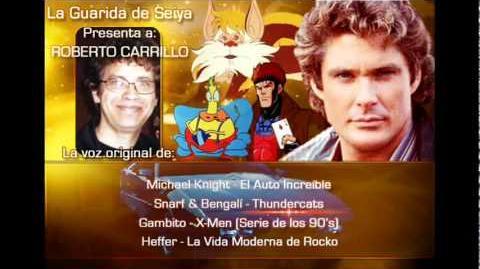 La Guarida de Seiya - Entrevista a Roberto Carrillo 7 8