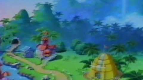 Los Wuzzles - El Torosón emplumado LATINO 1 3