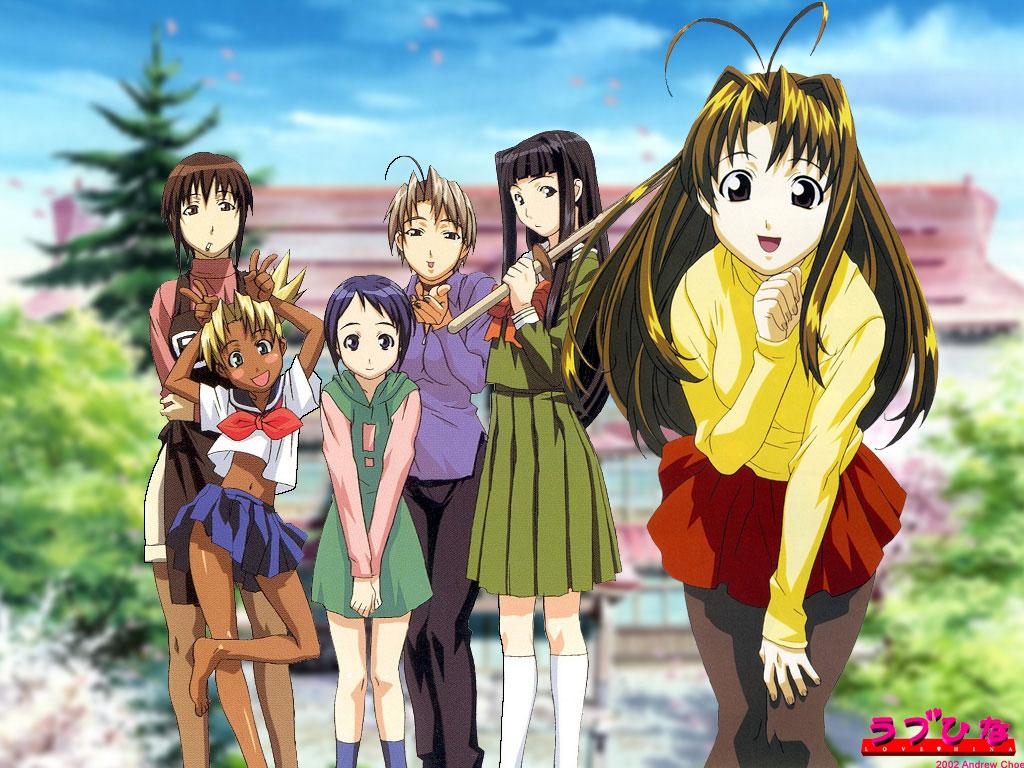 DanAhl6413/Si Cloverway, Inc. hubiera doblado Love Hina en el año 2000, en lugar de Kurochan...