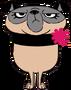 Prunella Pug