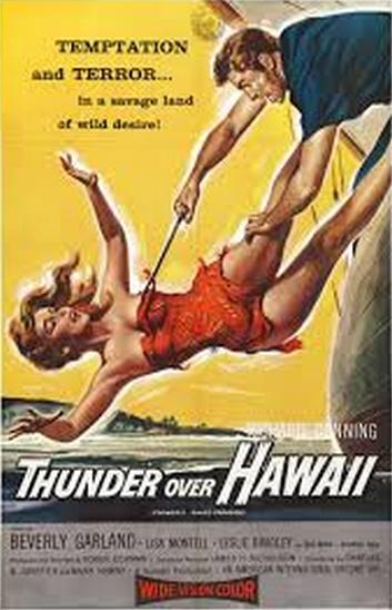 Tormenta sobre Hawái