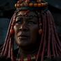 Anciana de la Tribu minera - BP