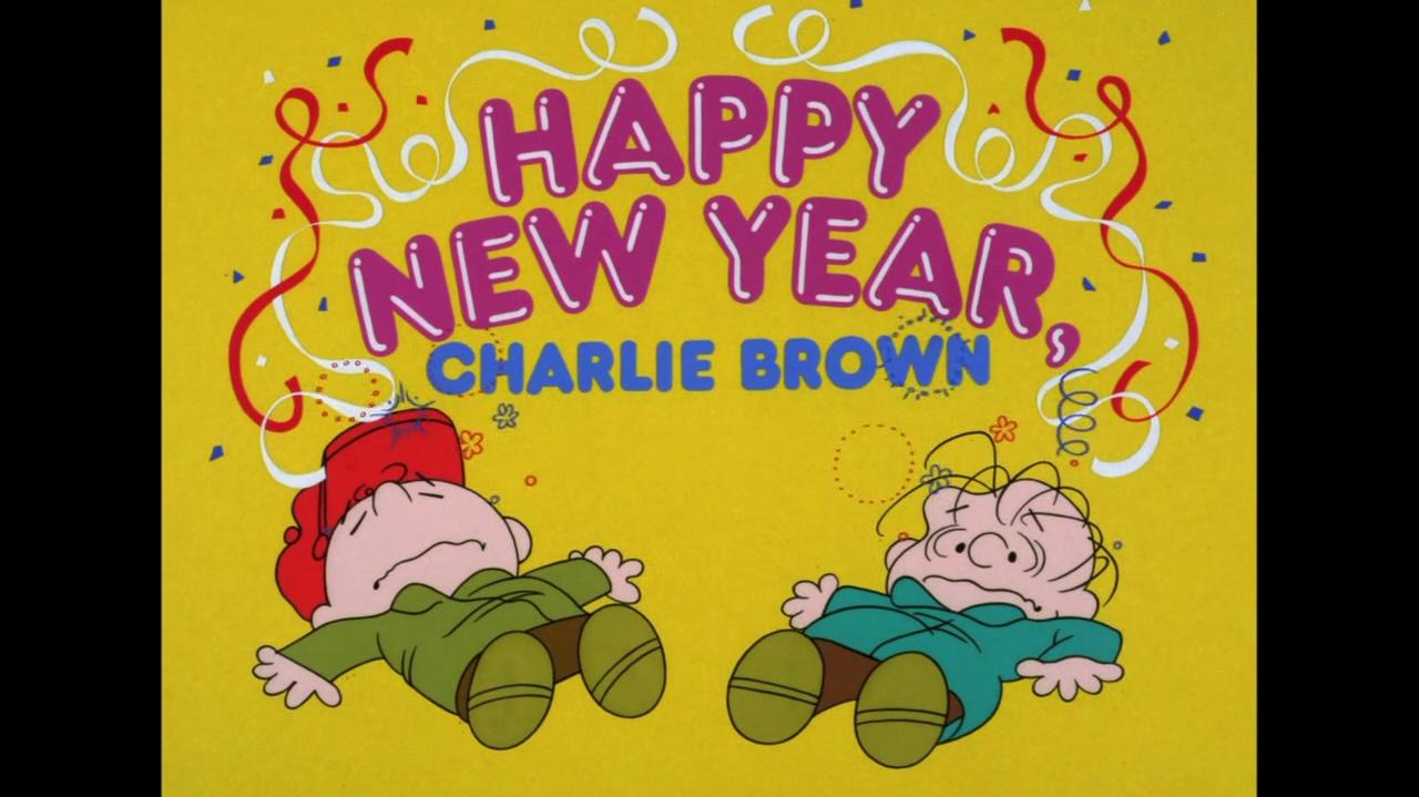 Feliz Año Nuevo, Charlie Brown Doblaje LATINO pero de Venezuela (doblaje 2) HDTVRip
