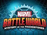 Marvel: Batalla de los mundos: El misterio de las Thanogemas