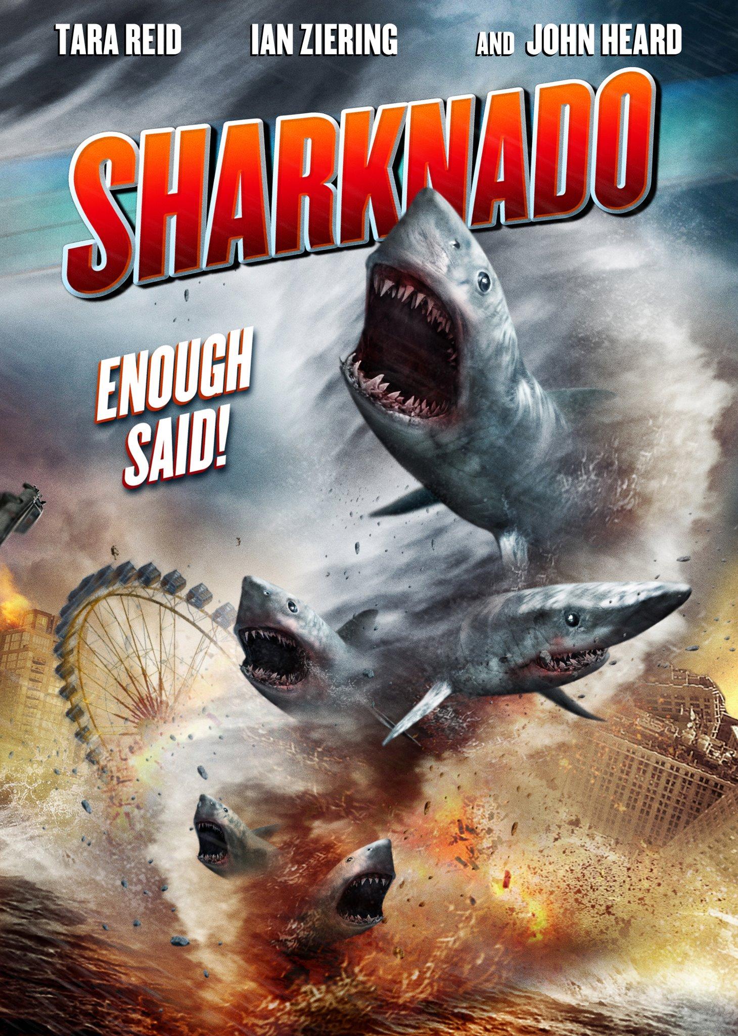 Sharknado: Tornado de tiburones