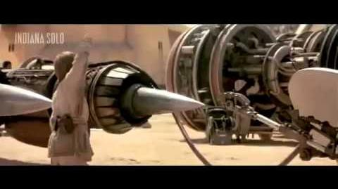 Star Wars Episodio I -Trailer Español Latino