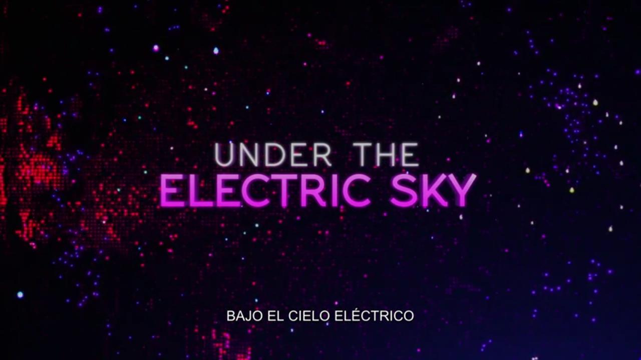 Bajo el cielo eléctrico