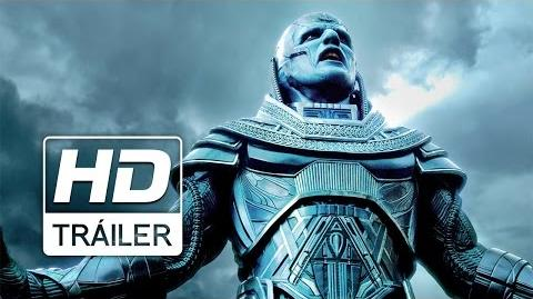 X- Men Apocalipsis Trailer Oficial doblado Próximamente- Solo en cines