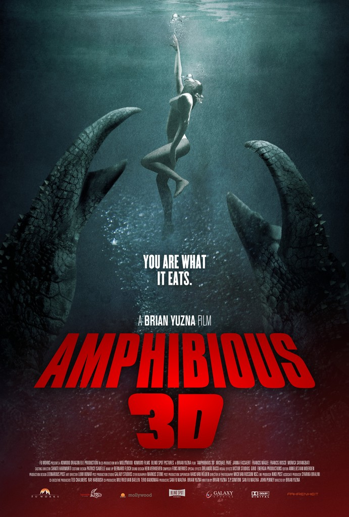 Amphiobius 3D