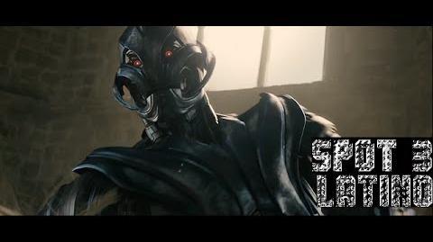 Comercial de TV Spot -3 Doblado Latino de los Vengadores-Era de Ultrón