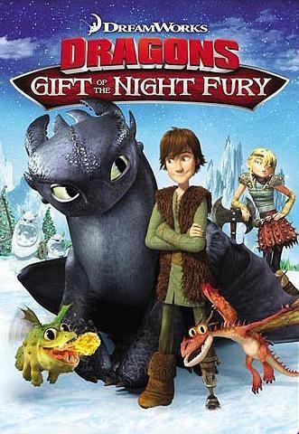 Dragones: El obsequio de la furia nocturna