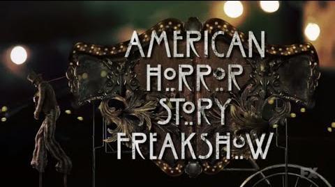Historia de terror americana Freak Show (Intro) Muestra de Doblaje