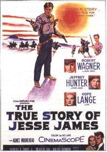 La verdadera leyenda de Jesse James