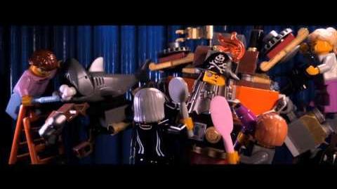 LA GRAN AVENTURA LEGO - Detrás de Los Ladrillos - Oficial de Warner Bros. Pictures