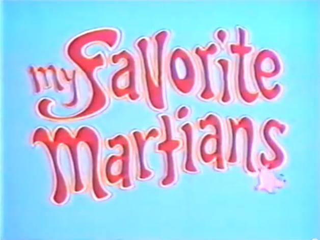 Mi marciano favorito (serie animada)