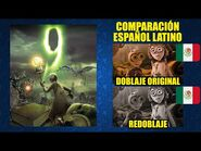 Nueve -2009- Comparación del Doblaje Latino Original y Redoblaje - Español Latino