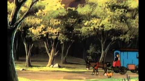 Perrine Monogatari - Episodio 5 - Abuelo y nieto
