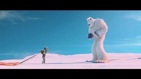 """""""PiePequeño"""". El encuentro de un yeti y PiePequeño. Oficial Warner Bros. Pictures (HD Doblado)"""
