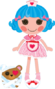 Cartoon Profile Rosy