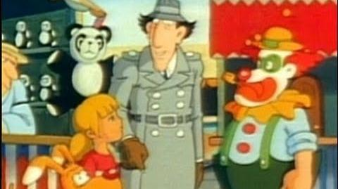 Inspector gadget 1x14,parque de diversiones