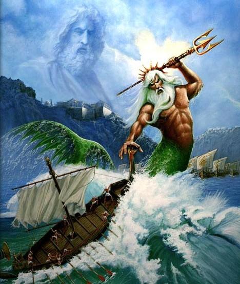 Poseidón (dios)