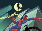 El espectacular Hombre Araña