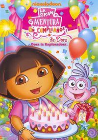 La gran aventura de cumpleaños de Dora