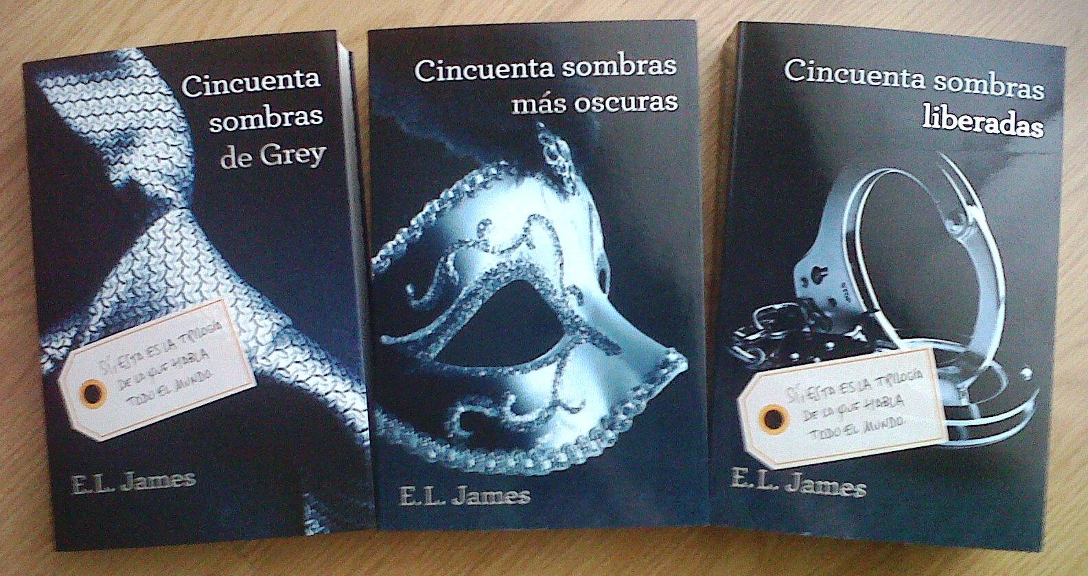 50 Sombras (trilogía)