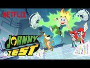 Johnny Test (2021) Temporada 1 - Tráiler Doblado - Netflix