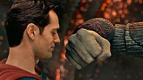 Liga de la Justicia (2017) Superman Vs Steppenwolf - LATINO HD