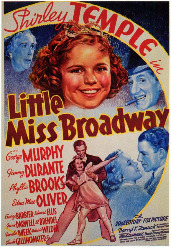 La pequeña Miss Broadway