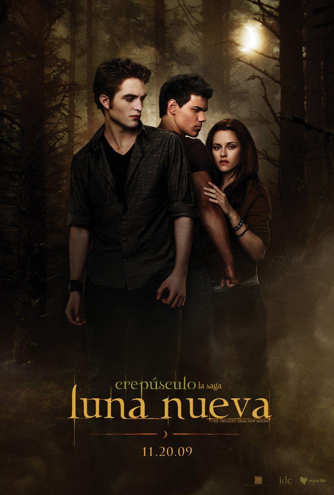 Crepúsculo la saga: Luna Nueva