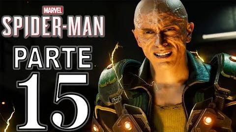 Spider-Man Gameplay en Español Latino Parte 15 - No Comentado (PS4 Pro)