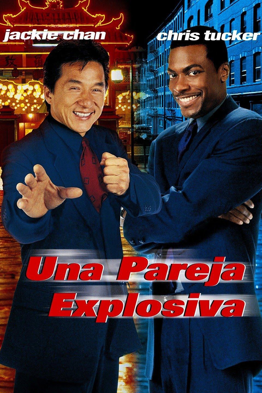 Una pareja explosiva