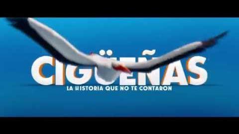 """CIGÜEÑAS LA HISTORIA QUE NO TE CONTARON - ¿Ya se enteraron? 30"""" - Oficial Warner Bros"""
