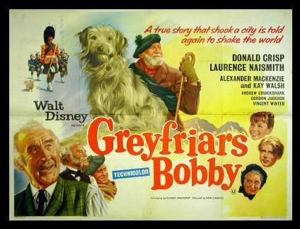 Bobby de Greyfriars: La historia verdadera de un perro