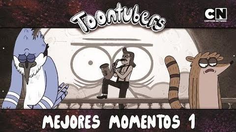 Invasión Bensónica Parte 1 ToonTubers Cartoon Network