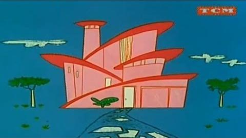 LA PANTERA ROSA ♦ Una Casa Ultramoderna ♦ Audio Español Latino-0