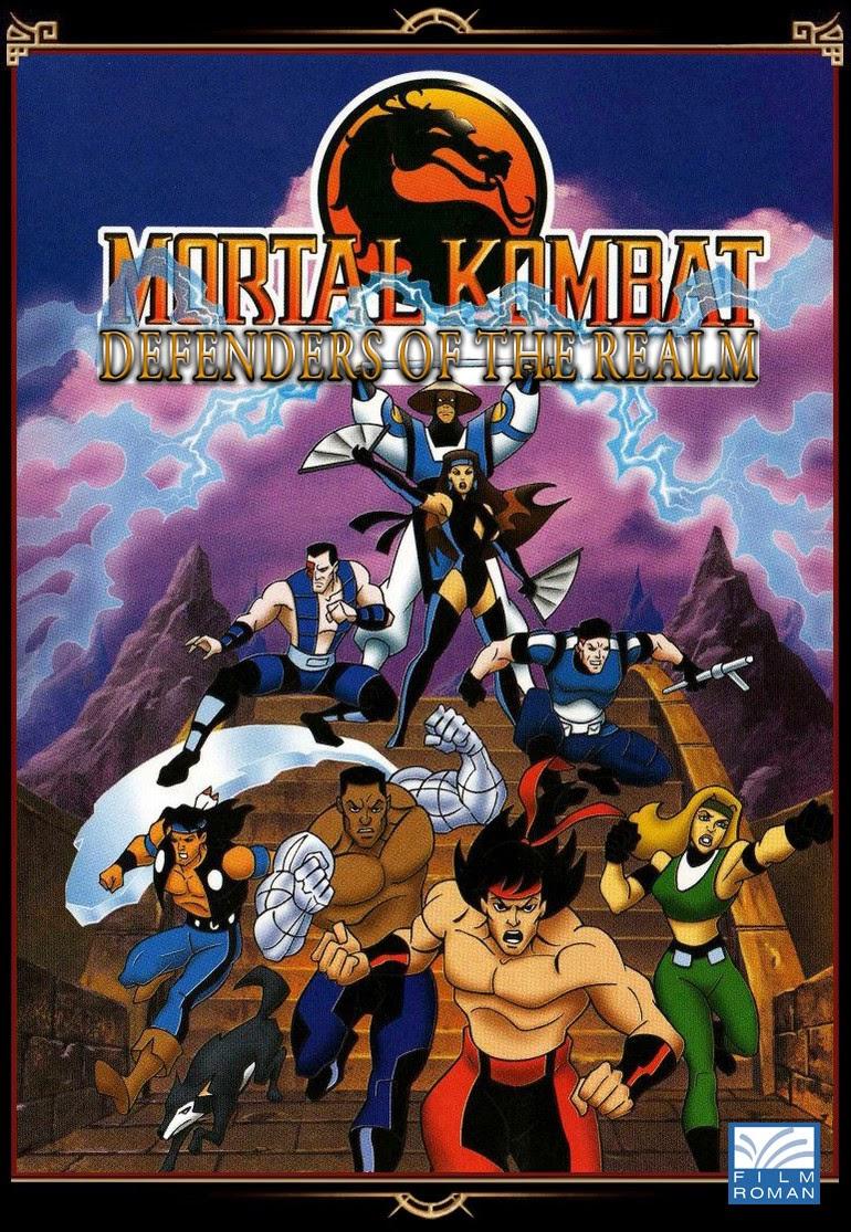 Mortal Kombat (serie animada)