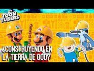 SUPER MARIO MAKER 2 – CONSTRUYENDO EN LA TIERRA DE OOO- Cartoon Network