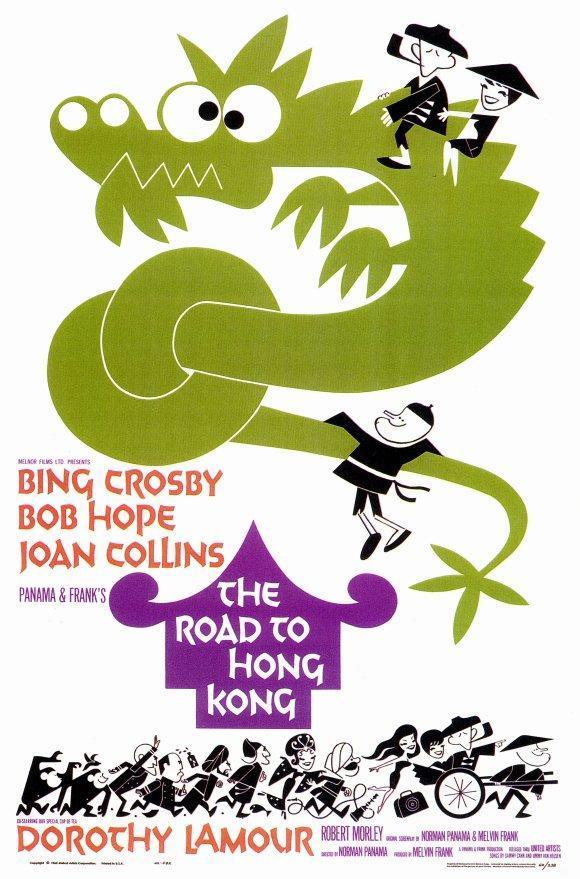 El camino a Hong Kong