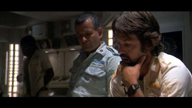 Alien (1979) Dallas en el ducto (Español Latino)
