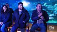 """Conferencia de Prensa con el Doblaje de """"Espíritus del Mar"""" MadnessEntertainment y Cinepolis"""