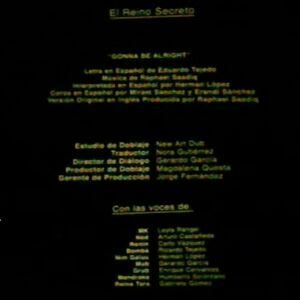 Doblaje Latino de El Reino Secreto (Versión Cine).jpg