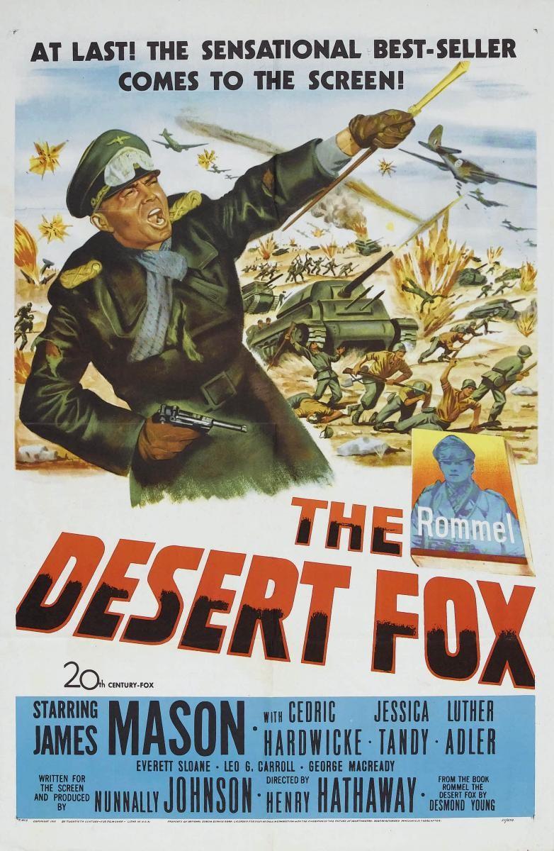 El zorro del desierto