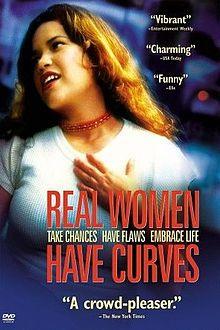Las mujeres verdaderas tienen curvas