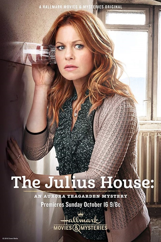 La casa de Julius: Un misterio de Aurora Teagarden