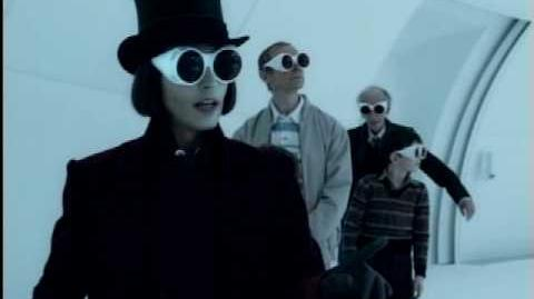 VICTOR MARES WILLY WONKA