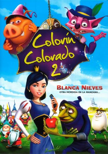 Colorín Colorado 2: Blanca Nieves al rescate